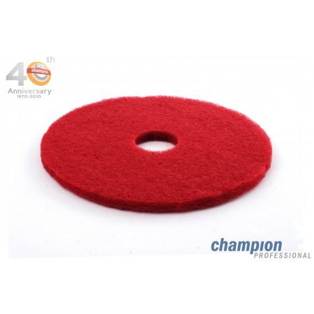 แผ่นขัดเงาพื้น 3M สีแดง แท้!!